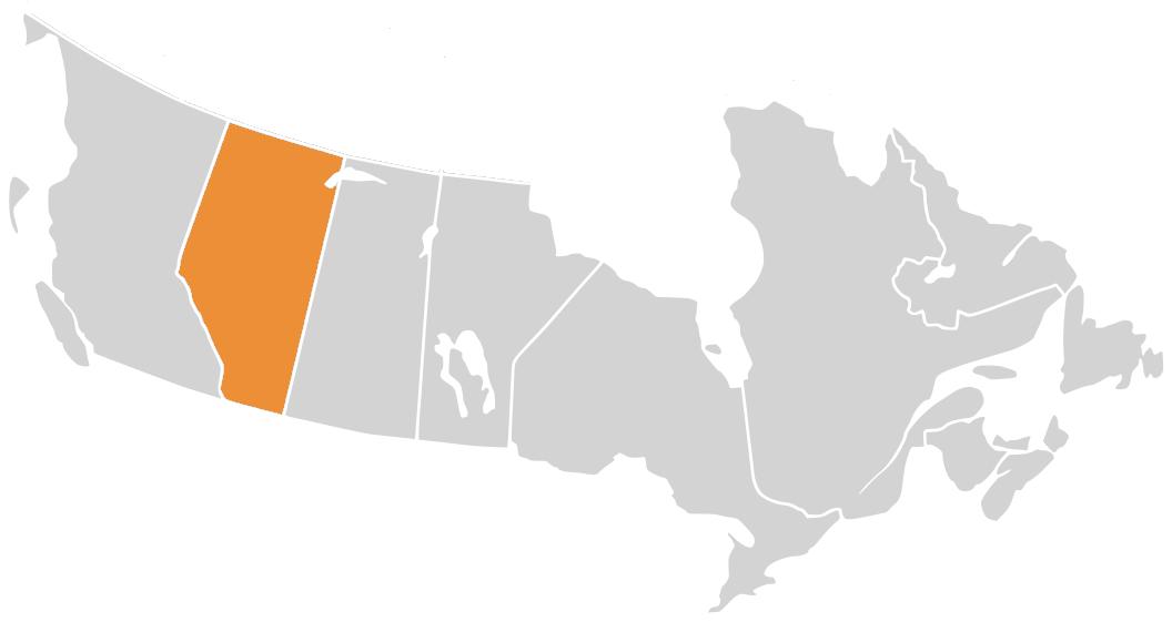 HSPnet - Alberta