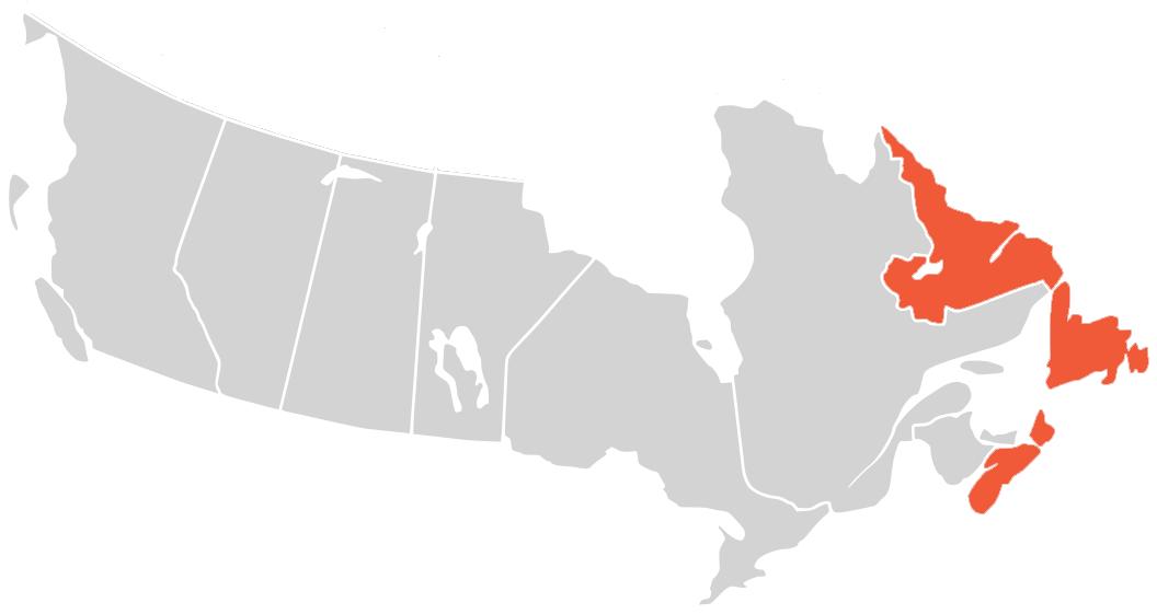 HSPnet - Atl (Canada atlantique)
