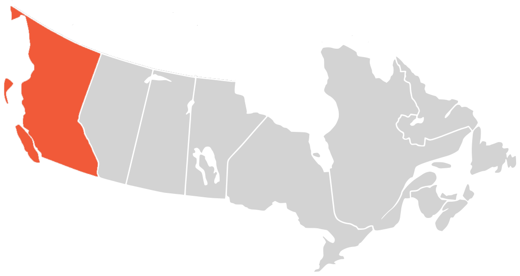 HSPnet - British Columbia