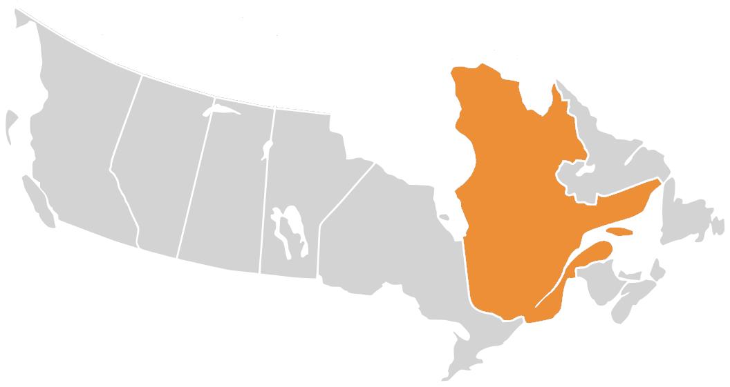 HSPnet - Quebec