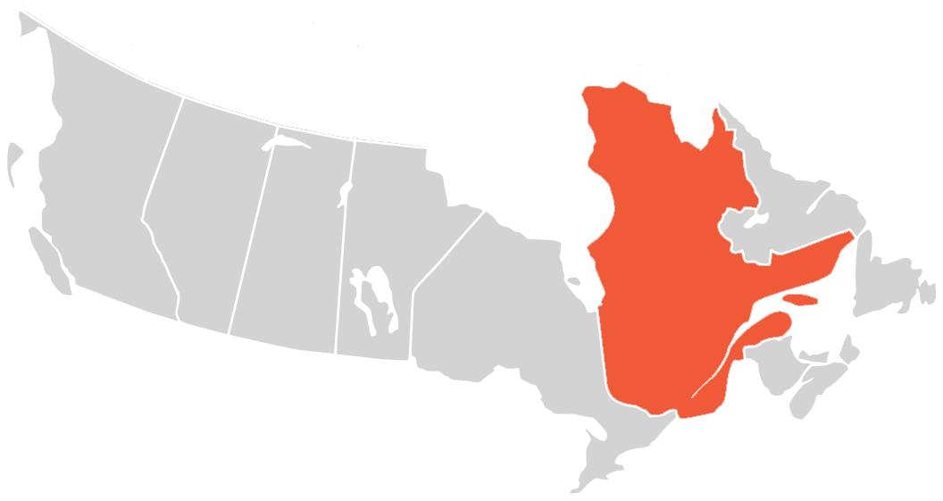 HSPnet - Québec